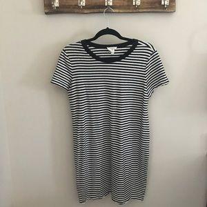 LOFT Dresses - LOFT Stripe Dress